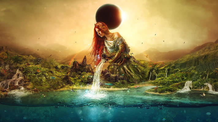 Timelineshift, Gaia birthing the New Earth